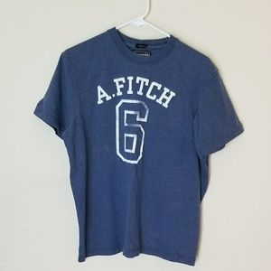 Abercrombie and Fitch Graphic T Shirt